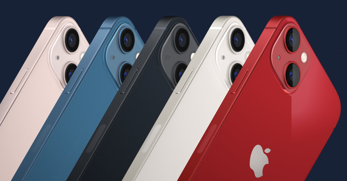 how-the-iphone-13,-mini,-pro-and-max-compare-to-android-rivals-—-and-vs.-iphone-12